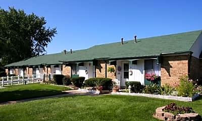 Building, Oak Tree Village, 1