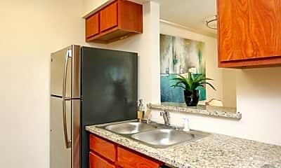 Kitchen, 1701 Upland Dr, 2
