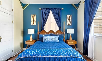 Bedroom, 19 Aiken St, 1