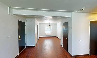 College Avenue Apartments, 1