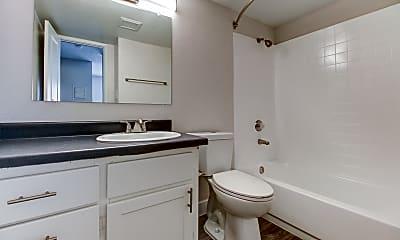 Bathroom, Tides at Papago, 2