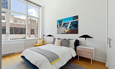 Bedroom, 43-43 Queens St, 1