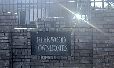 Glenwood townhomes, 1