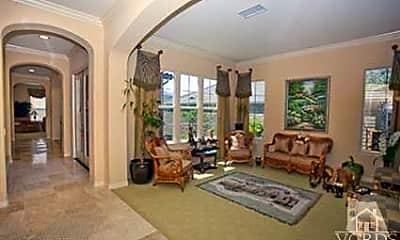 Living Room, 4412 Via Juanita, 1