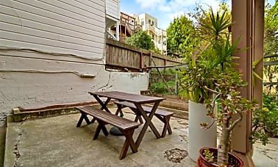 Patio / Deck, 720 Guerrero St, 2
