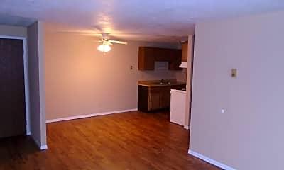 Living Room, 3204 Mozart Ave, 0