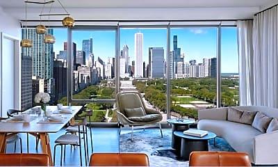 Patio / Deck, NEMA Chicago, 1