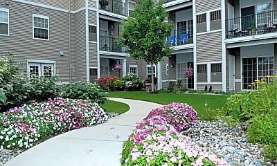 Building, All Seasons Rochester - Senior Living, 0