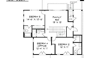 Building, 815 1st St, 2