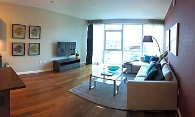 Living Room, 3785 Wilshire Blvd #1110, 0