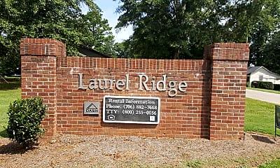 Laurel Ridge, 1