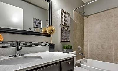 Bathroom, Mark at 2600, 2