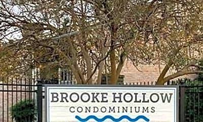 Community Signage, 5101 Nicholson Dr, 2