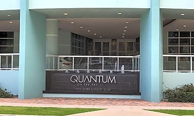 Quantum On The Bay, 1