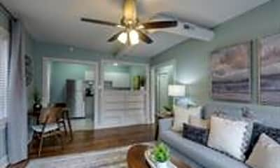 Living Room, 720 W 37th St, 1