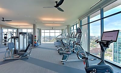 Fitness Weight Room, 40 Music Square W, 2
