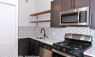 Kitchen, 1217 Spring Garden St, 1