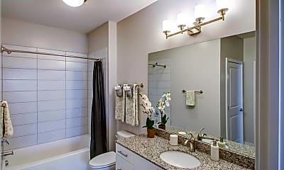 Bathroom, Monument Village, 2