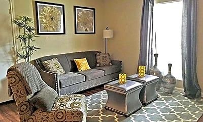Living Room, 3500 S Riverside Dr, 2
