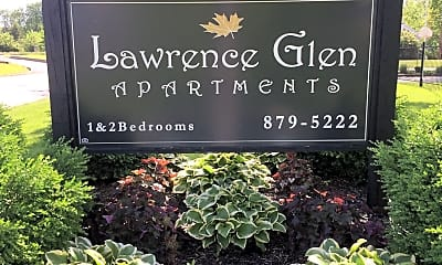 Community Signage, 8633 E 46th St, 1