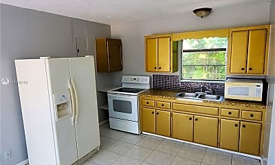 Kitchen, 1437 N Andrews Ave REAR, 1