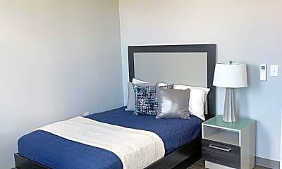 Bedroom, Polk on Third, 2