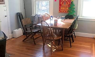 Dining Room, 229 Dwight St, 1