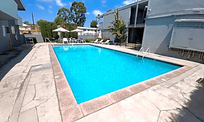 Pool, 11032 Moorpark St, 0