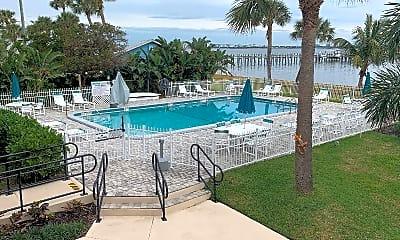 Pool, 2625 NE Indian River Dr, 2