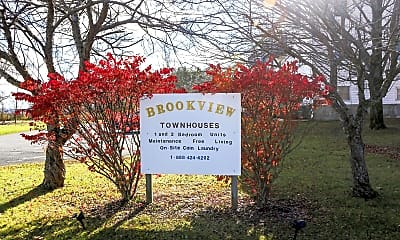 Community Signage, 97 Mettowee St, 2
