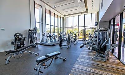 Fitness Weight Room, 100 W Portland St 405, 2
