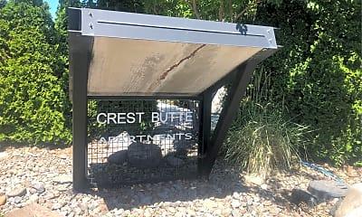 Crest Butte Apartments, 1