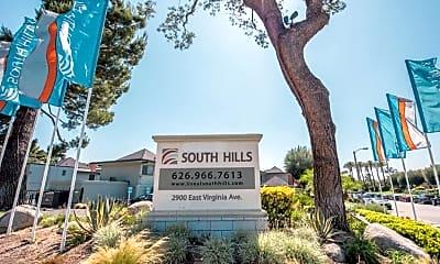 Community Signage, South Hills, 0