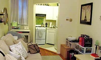 Bedroom, 126 E 83rd St 2-E, 1