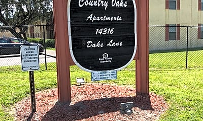 Country Oaks Apartments, 1