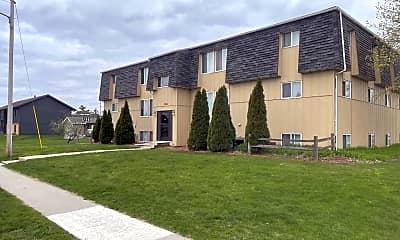 Building, 1231 N Dakota Ave, 1