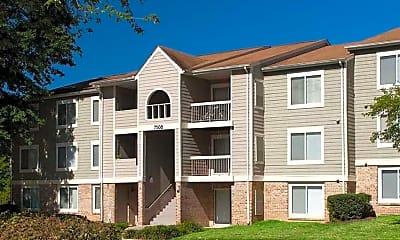 Woodside Apartments, 1