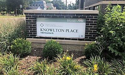 Knowlton Place ! Affordable Senior Living, 1