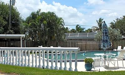 Patio / Deck, 2186 Florida A1A B5, 1