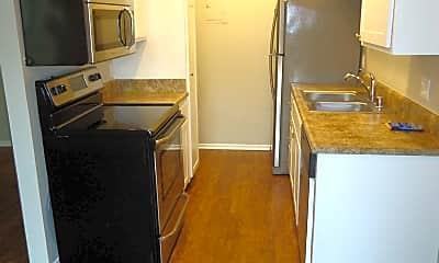 Kitchen, Newport Bay Terrace, 1