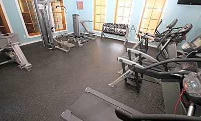 Fitness Weight Room, 300 N Lamar Blvd, 1