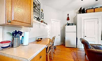 Kitchen, 124 Summer St #2, 1