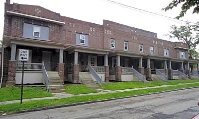 Building, 344 E 18th Ave, 1