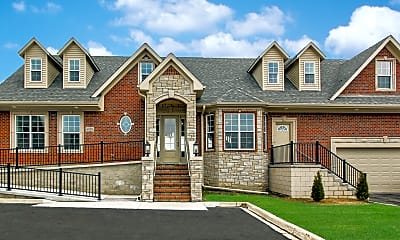 Building, Townhomes of Caswell, 1