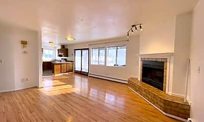 Living Room, 8607 Vernon St, 0
