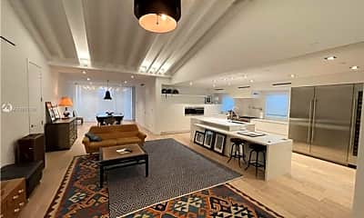Living Room, 550 W 50th St, 0