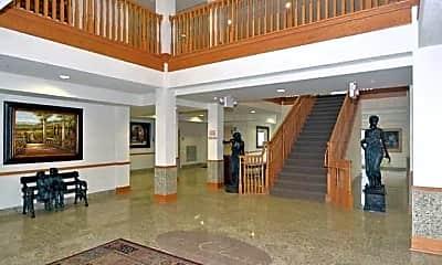 Living Room, Crown Villa Apartments, 1