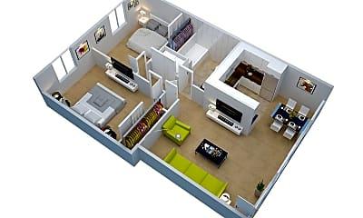 Living Room, 101 Kenwood St, 1