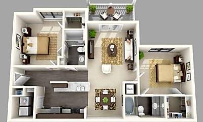 The Duke Apartments, 2