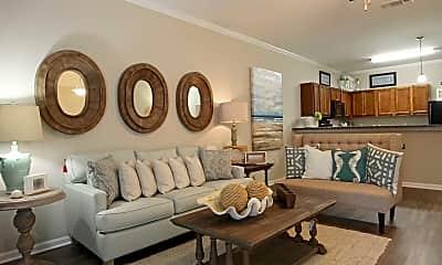 Living Room, Sandy Shores Village, 1